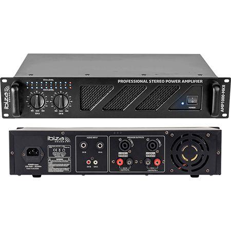 Amplificator sonorizare 2x800w