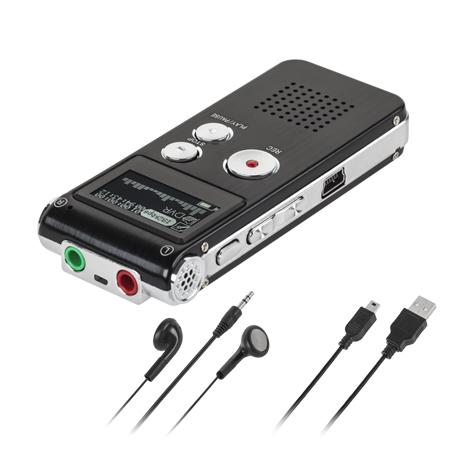 Dictafon digital 8gb quer