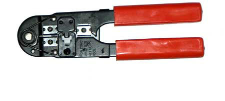 Cleste sertizat 6p metalic