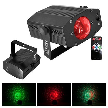 Efect led waterwave 3 in 1