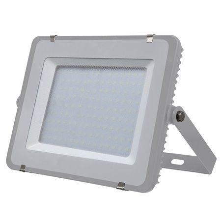 Reflector led smd 150w 6400k ip65 gri, cip samsung