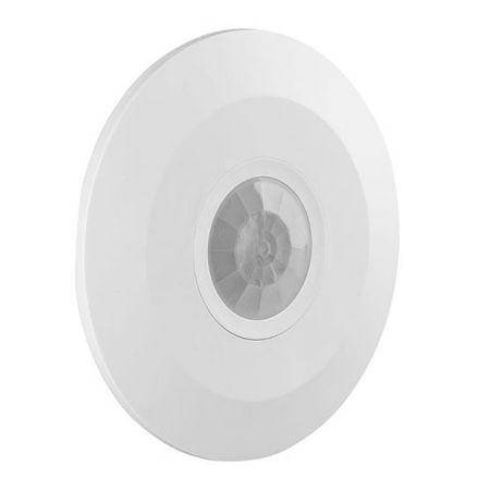 Senzor miscare montaj tavan 360gr - alb