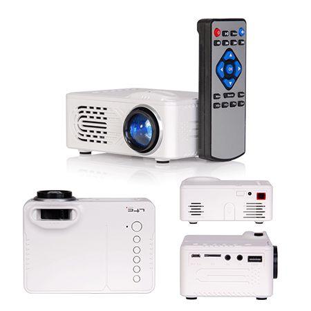 Video proiector compact portabil 320x240