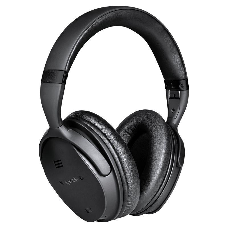 Casti audio bluetooth anc f7a kruger matz