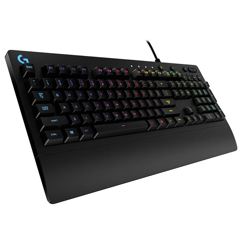 Tastatura gaming rgb g213 logitech