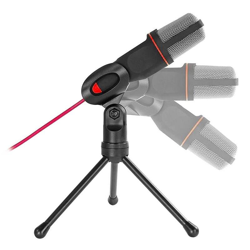 Microfon gaming cu trepied varr