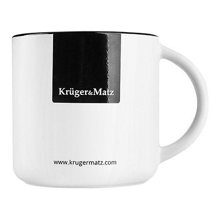 Cana ceramica 350 ml kruger matz