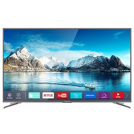 Led tv smart 75inch 190cm 4k uhd kruger matz