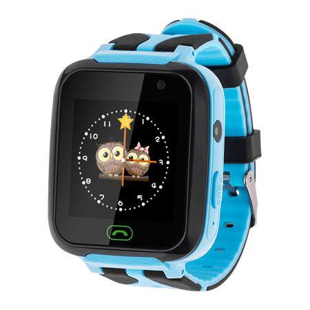 Ceas smartwatch copii albastru kruger matz