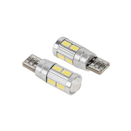 Bec led led t10 canbus 10x5730smd