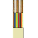 CABLU TEL.PLAT 8 FIRE GRI - 100M