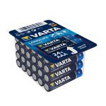 BATERIE ALCALINA LR03 SET 24BUC VARTA HIGH ENERGY