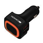 INCARCATOR AUTO 4 X USB 4.8A CANYON