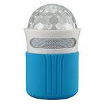 BOXA PORTABILA BLUETOOTH CU LED RGB ASTRO + HUSE DE SCHIMB 4 CULORI