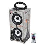 BOXA PORTABILA 12W CU USB/BT/SD/FM/AUX PARIS