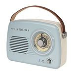 RADIO FM PORTABIL NOSTALGIA 15W CU FUNCTIE BLUETOOTH/AUX