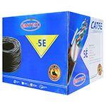 cablu ftp pe cat 5e cupru 0.5mm sufa 305m emtex