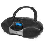 BOOMBOX CD  USB BLUETOOTH FM KRUGER MATZ