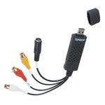 ADAPTOR USB (DVR) CAPTURA AV IT-CAP4 INTEX