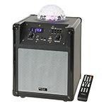 BOXA PORTABILA 60W CU EFECT ASTRO LED USB/FM/BT/SD/AUX