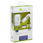 USB TRAVEL CHARGER KIT 3 IN 1 M-LIFE