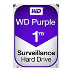 HDD 1TB SATA3 64MB PURPLE WESTERN DIGITAL