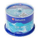 CD-R X52 VERBATIM EXTRA CAKE 50 BUC