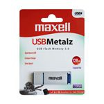 FLASH DRIVE 128GB USB 3.0 MAXELL