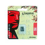 MICRO SD CARD 4GB FARA ADAPTOR SD KINGSTON
