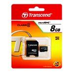 MICRO SD CARD 8GB TRANSCEND