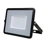 REFLECTOR LED SMD 50W 6400K IP65 NEGRU, CIP SAMSUNG