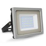 REFLECTOR LED SMD 30W 6000K IP65 GRI/NEGRU