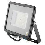 REFLECTOR LED SMD SLIM 50W 120LM/W 6400K IP65 NEGRU, CIP SAMSUNG