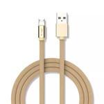 CABLU MICRO USB 1M RUBY EDITON - AURIU