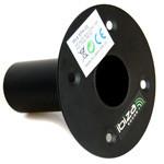 CAP SUPORT BOXA METAL 35MM