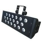 STROBOSCOP LED PROFESIONAL 18X10W RGBW AFX