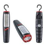 LAMPA ATELIER 30+7 LED ACCU NI-MH (INCLUSI)