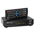TUNER DVB-T2 H.265 HEVC LAN