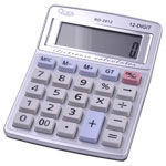 CALCULATOR 12 DIGITS RD-2812 QUER