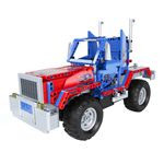MASINA RC 531 PIESE BLOCKS TRUCK BY QUER