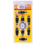 SET ADAPTOARE USB 6BUC