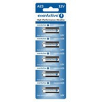 BATERIE ALCALINA 23A BLISTER 5 BUC EVERACTIVE