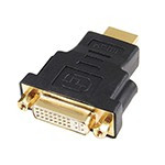 ADAPTOR HDMI TATA - DVI MAMA GEMBIRD