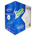 CABLU FTP CAT 5E CUPRU 24AWG 0.52MM 305M EMTEX