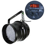 LED PAR 64 DMX 10MM X 177 LED-URI