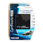 CITITOR CARD 4IN1 + USB MAXELL