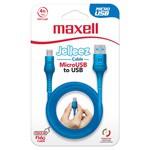 CABLU USB-MICRO USB FLEXIBIL 1.2M MAXELL