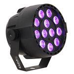 PROIECTOR LED UV 12X2W CU MICROFON SI DMX