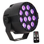 MINI LED PAR PORTABIL RGB 12X1W