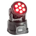 MOVING HEAD 4 IN 1 7X8W RGBW LED